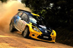 Jon Williams and Cobus Vrey Natal Rally 2012 12