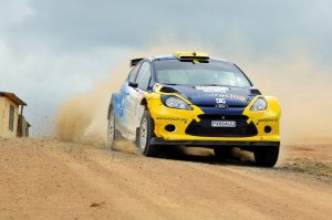 Jon Williams and Cobus Vrey Natal Rally 2012 14