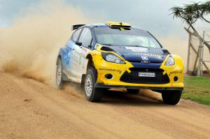 Jon Williams and Cobus Vrey Natal Rally 2012 15