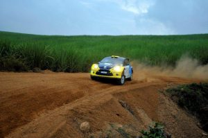 Jon Williams and Cobus Vrey Natal Rally 2012 4