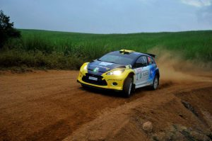 Jon Williams and Cobus Vrey Natal Rally 2012 5