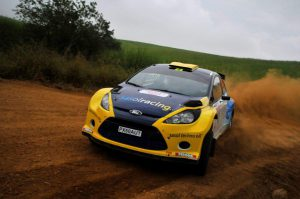 Mark Cronje and Robin Houghton Natal Rally 2012 1