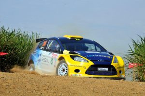 Mark Cronje and Robin Houghton Natal Rally 2012 12