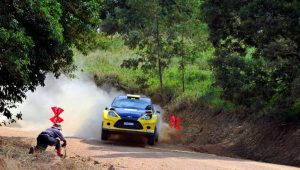 Mark Cronje and Robin Houghton Natal Rally 2012 13