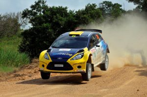 Mark Cronje and Robin Houghton Natal Rally 2012 15