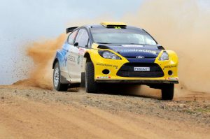 Mark Cronje and Robin Houghton Natal Rally 2012 16