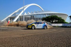 Mark Cronje and Robin Houghton Natal Rally 2012 21
