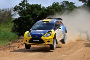 Mark Cronje and Robin Houghton Natal Rally 2012 4