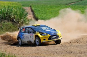 Mark Cronje and Robin Houghton Natal Rally 2012 5