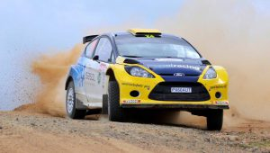 Mark Cronje and Robin Houghton Natal Rally 2012 6
