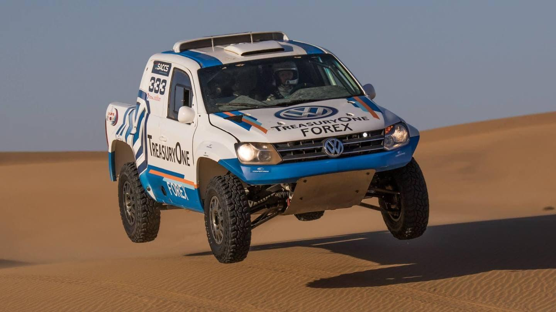 Volkswagen Amarok Dakar 3